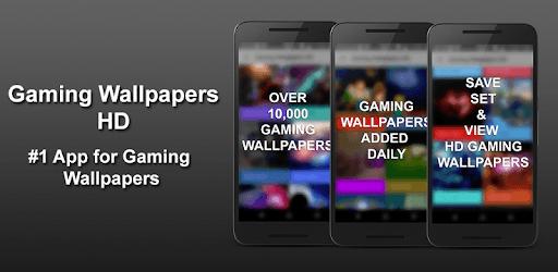 Gaming Wallpaper HD for FBR pc screenshot