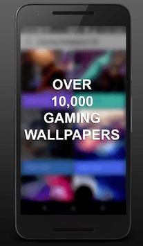 Gaming Wallpaper HD for FBR APK screenshot 1