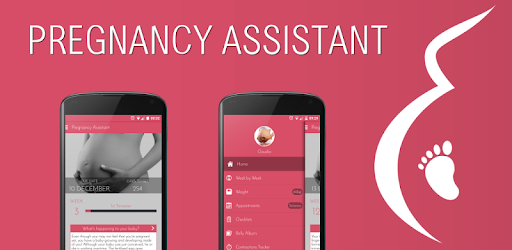 Pregnancy Assistant App pc screenshot