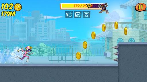 Run Run Super V APK screenshot 1