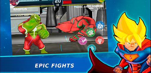 Superheroes Vs Villains 3 - Free Fighting Game pc screenshot