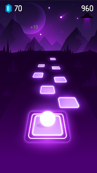 Tiles Hop: EDM Rush! APK screenshot 1