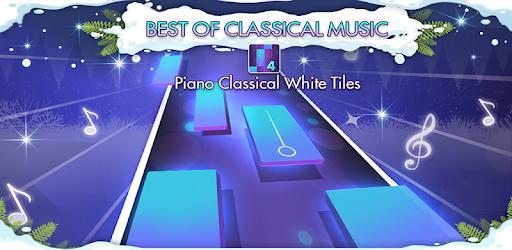 Piano Solo - Classical Magic Game White Tiles 4 pc screenshot