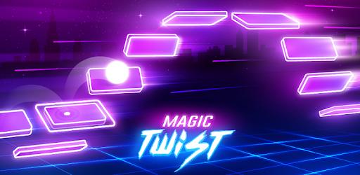 Magic Twist: Twister Music Ball Game pc screenshot