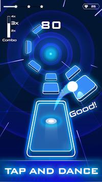 Magic Twist: Twister Music Ball Game APK screenshot 1