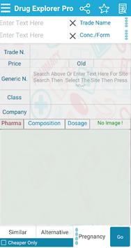 Drug Explorer Pro APK screenshot 1