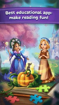 Fairy Tales ~ Children's Books, Stories and Games APK screenshot 1