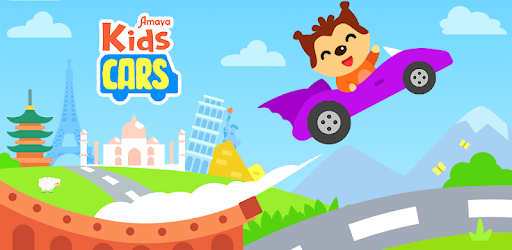 Car game for toddlers - kids racing cars games pc screenshot
