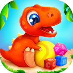 Dinosaur Island: Game for Kids and Toddlers ages 3 icon