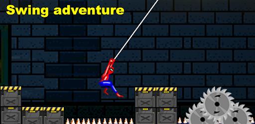 Rope Swing Amazing Adventure pc screenshot