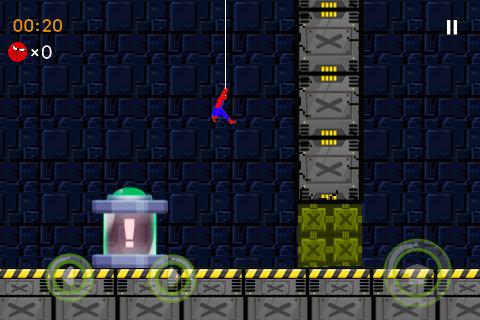 Rope Swing Amazing Adventure APK screenshot 1