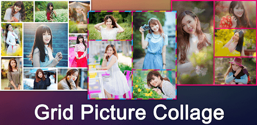 Grid Picture Collage pc screenshot