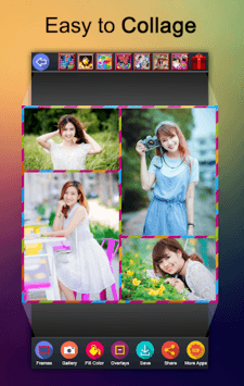 Grid Picture Collage APK screenshot 1