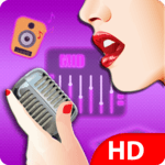 Voice changer - Music recorder with effects icon