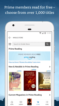 Amazon Kindle APK screenshot 1