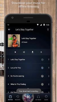 Amazon Music APK screenshot 1