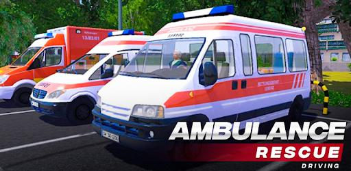 Ambulance Rescue Driving pc screenshot