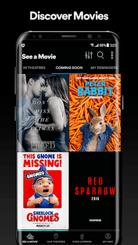 AMC Theatres APK screenshot 1