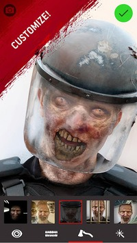 The Walking Dead Dead Yourself APK screenshot 1