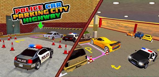 Police Car Parking City Highway pc screenshot