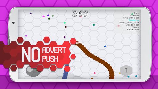 Snake.io APK screenshot 1