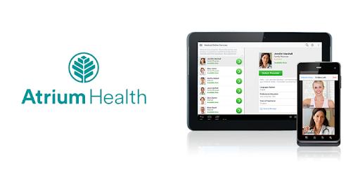 Atrium Health Virtual Visit pc screenshot