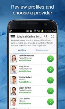 Atrium Health Virtual Visit APK screenshot 1