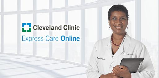 Cleveland Clinic Express Care® Online pc screenshot