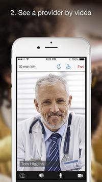 Cleveland Clinic Express Care® Online APK screenshot 1