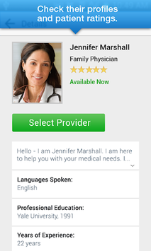 Express Care Virtual APK screenshot 1