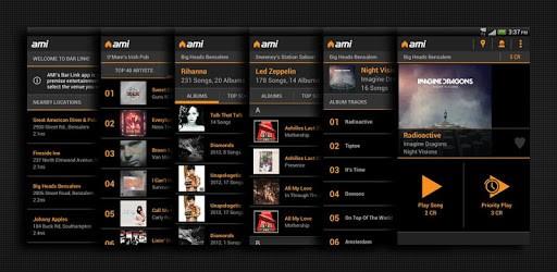 AMI Music (formerly BarLink) pc screenshot