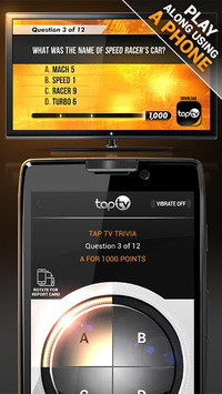 Tap TV APK screenshot 1