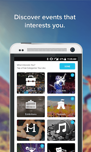 All Events in City - Discover Events On The GO APK screenshot 1