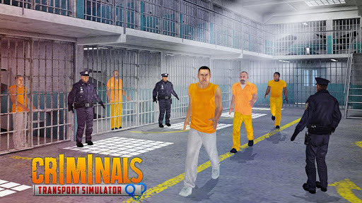 JAIL PRISONERS SURVIVAL BUS. APK screenshot 1