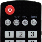 Remote Control For LG AKB TV icon