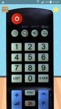 Remote Control For LG AKB TV APK screenshot 1