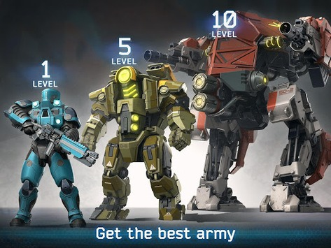 Battle for the Galaxy LE APK screenshot 1