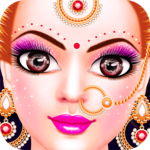 Royal Indian Doll Wedding Salon : Marriage Rituals icon
