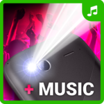 Music Strobe Light - Bicycle Lights icon