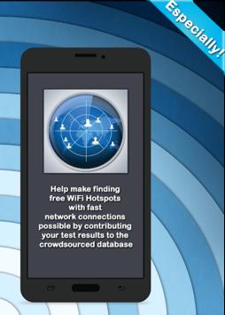 Free WiFi Analyzer Manager APK screenshot 1