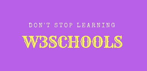 w3Schools 2018 offline pc screenshot