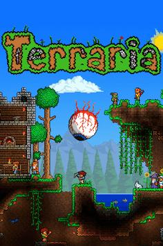 Terraria APK screenshot 1