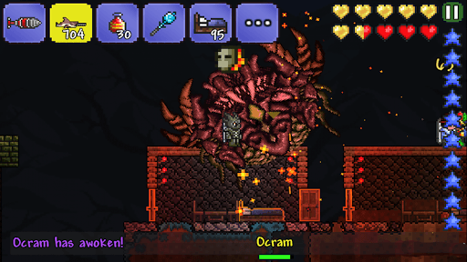 Terraria APK screenshot 1