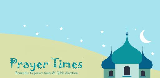 Prayer Times, Adhan, Qibla pc screenshot