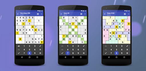 Andoku Sudoku 3 pc screenshot