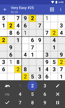 Andoku Sudoku 3 APK screenshot 1