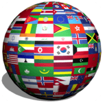 World Currency exchange rates icon
