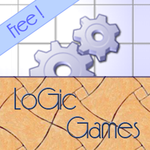 100 Logic Games - Time Killers for pc icon