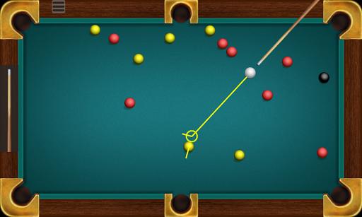 Billiard free APK screenshot 1