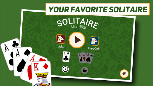 Solitaire: Classic & Klondike APK screenshot 1